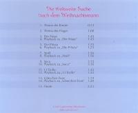 Die weltweite Suche nach dem Weihnachtsmann (CD Original und Playbacks)