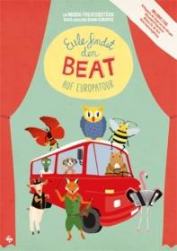 Eule findet den Beat auf Europatour (Heft, 2 CDs und Hörspiel-CD)