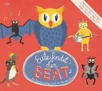 Eule findet den Beat - Hörspiel-CD