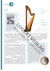 Instrumentenkunde - Stationenlernen im Musikunterricht