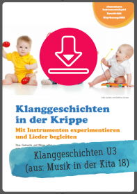 Gratis-Download: Klanggeschichten in der Krippe