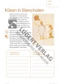 Bilder einer Ausstellung - Klassik in der Grundschule (Download)