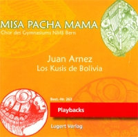 Misa Pacha Mama, Heft & 2 CDs
