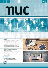 Musikunterricht und Computer 2017