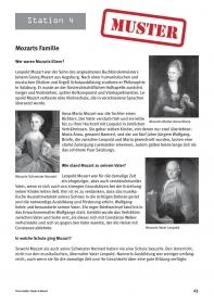 Haydn & Mozart - Stationenlernen im Musikunterricht (Download)