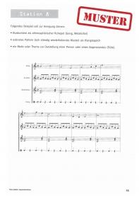 Impressionismus - Stationenlernen im Musikunterricht (Download)