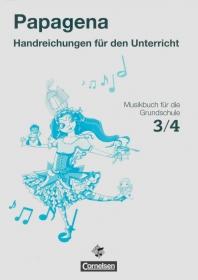 Papagena 3/4 - Deutsch - Lehrerhandbuch