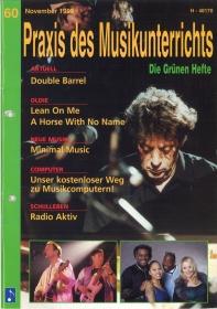 Praxis des Musikunterrichts Heft 60
