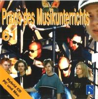 Praxis des Musikunterrichts Audio CD Heft 61