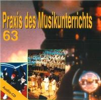Praxis des Musikunterrichts Audio CD Heft 63