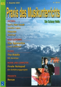 Praxis des Musikunterrichts. Heft 65