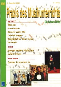 Praxis des Musikunterrichts. Heft 66