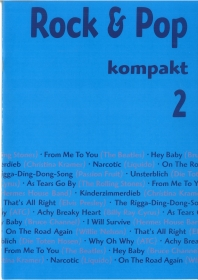 Rock und Pop kompakt 2 (Heft + CD)