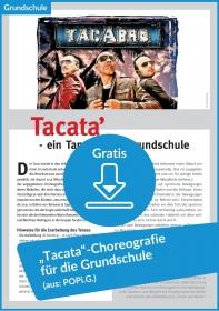 """Gratis-Download: """"Tacata"""" - ein Tanz für die Grundschule"""