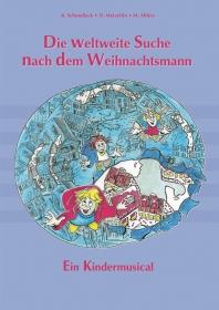 Die weltweite Suche nach dem Weihnachtsmann (Heft)