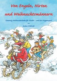 Von Engeln, Hirten und Weihnachtsmännern (Heft)